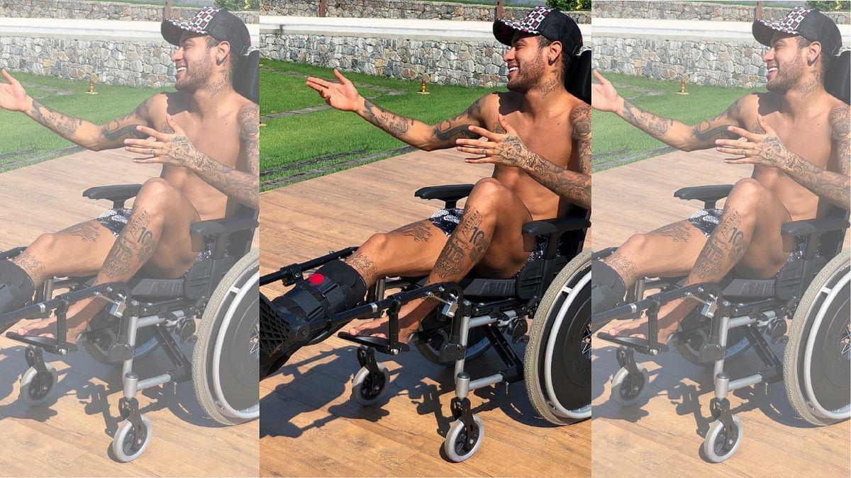Neymar Pays 'Homage' to Stephen Hawking, Slammed for Insensitivity