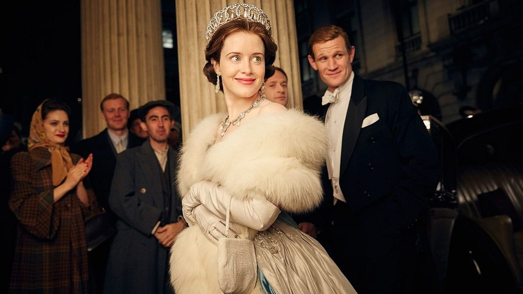A still from <i>The Crown</i>.&nbsp;