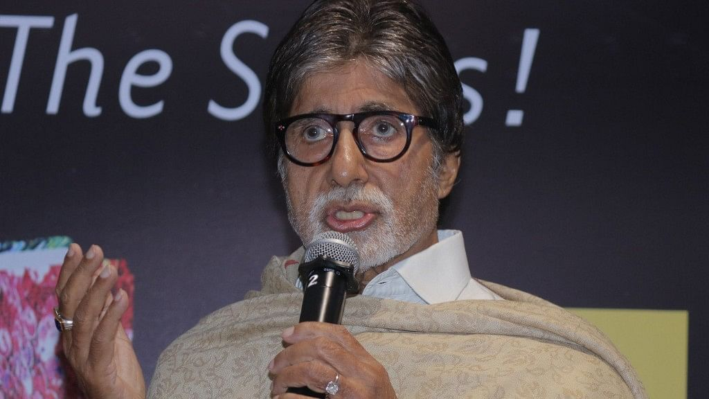 Big B on Orders Barring Actors Above 65: Any Alternate Job For Me?
