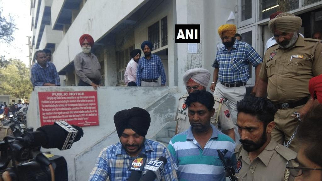 'Spy' Ravi Kumar was sent to a five-day police custody on Friday.