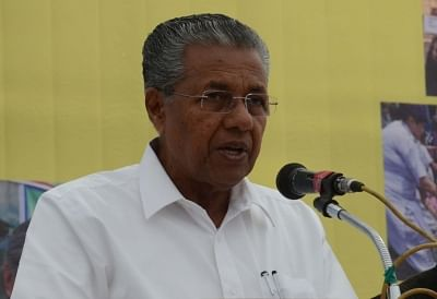 Kerala Chief Minister Pinarayi Vijayan. (File Photo: IANS)