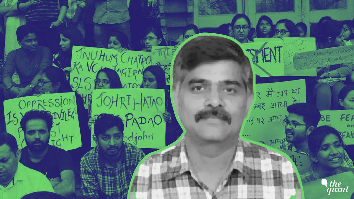 "JNU Students Speak Out: ""No Secret That Atul Johri Was a Harasser"""