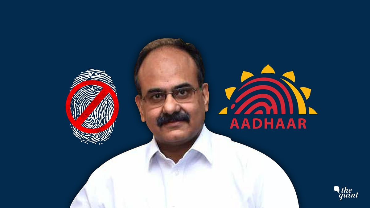 UIDAI CEO Tries to Authenticate His Aadhaar, 19% of Attempts Fail