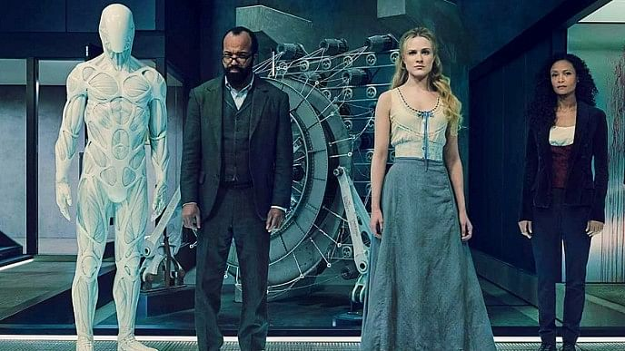 Westworld will be premiering in India, on Hotstar.