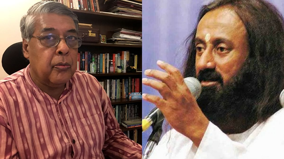 Sri Sri's Ayodhya Comment is an Attempt to Influence Court Process