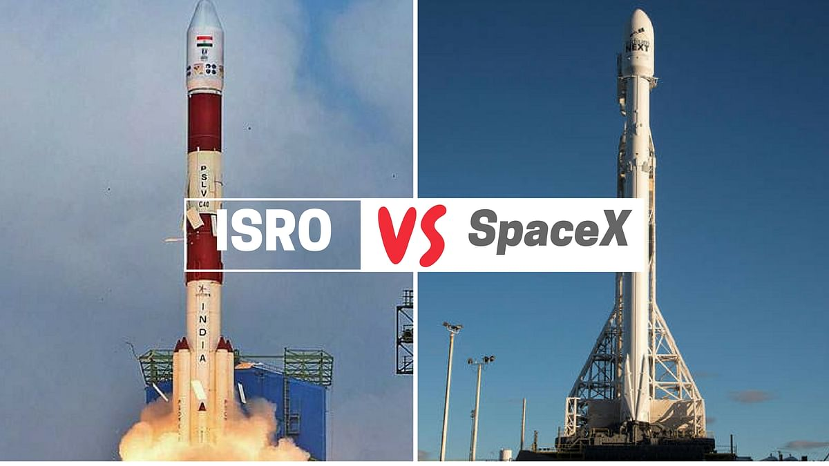 SpaceX or ISRO, Who's Winning the Race to Space?