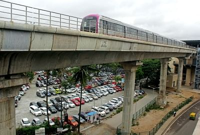 Do Bengaluru's public transport woes hurt commuters enough to become a poll factor?