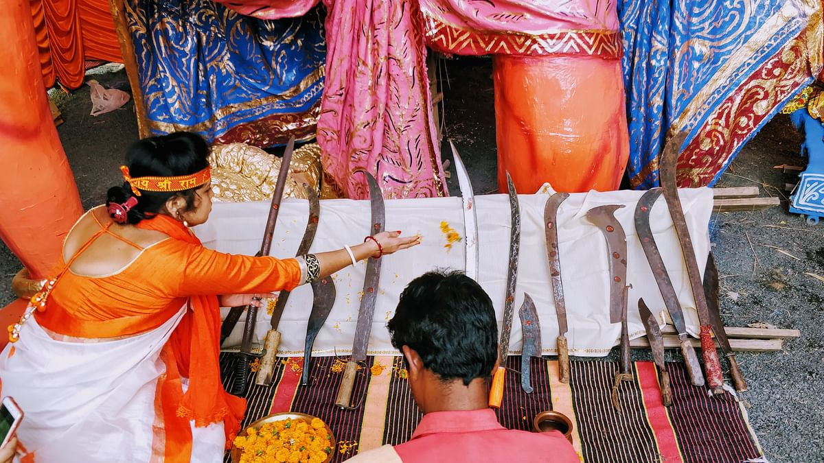 Ground Report: In Bengal, A Message For Pakistan on Ram Navami