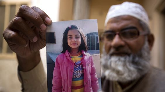 Zainab Ansari's abuser was identified and sentenced to death.