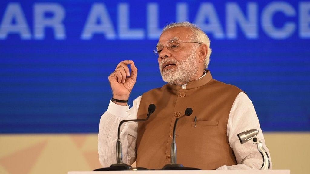 'I Want a Worldwide Solar Revolution': Modi at Solar Alliance Meet