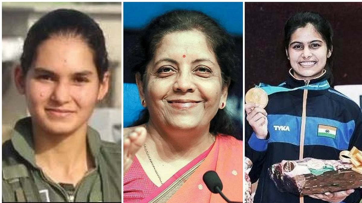 #SheInspiresMe: From Defence To Sports, Here Are Our 6 Sheroes