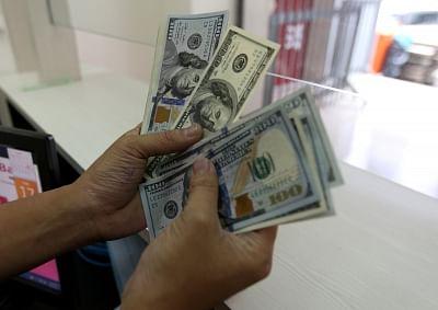 US dollar. (File Photo: IANS)