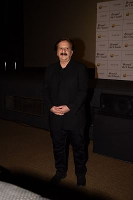 Iranian filmmaker Majid Majidi. (Photo: IANS)