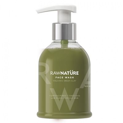 Volcanic Green Clay Face Wash.