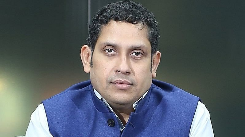 Praveen Chakravarty, head of the data-analytics department of the Congress.