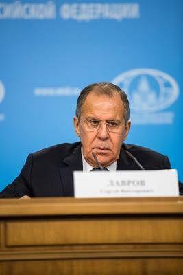 Russian Foreign Minister Sergei Lavrov. (File Photo: Xinhua/Wu Zhuang/IANS)