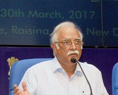 Ashok Gajapathi Raju Pusapati. (File Photo: IANS)