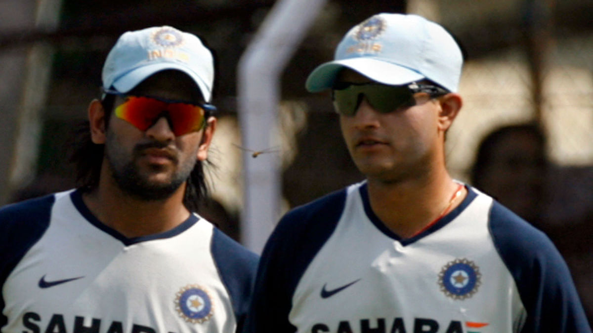Ganguly Wanted MS Dhoni for 2004 Tour of Pakistan: John Wright