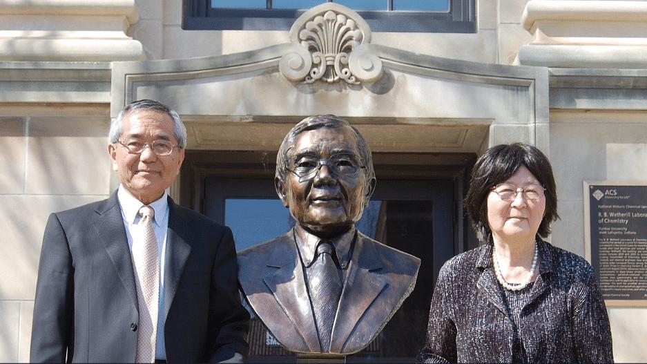 Japanese Nobel Prize Winner's Wife Found Dead in US