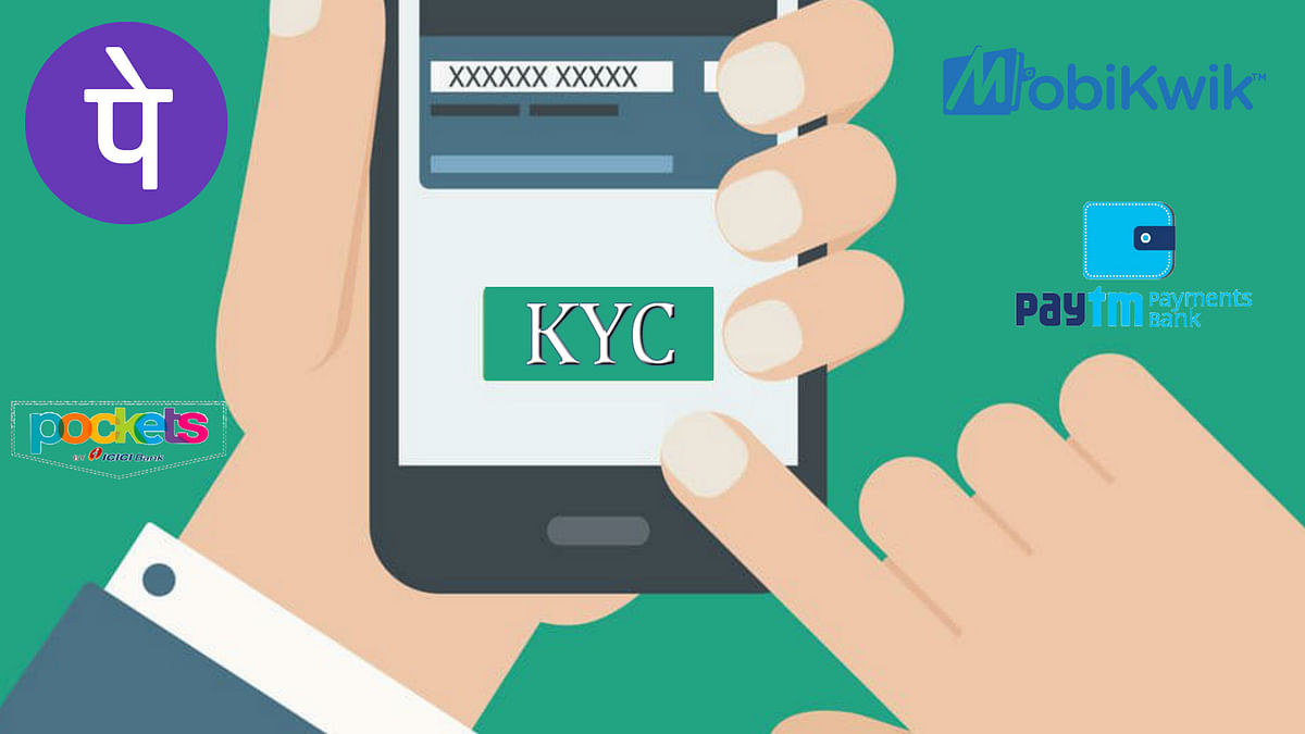 Prepaid wallet players finding it hard to complete users KYC process.
