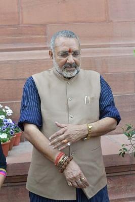 Union Minister Giriraj Singh. (File Photo: IANS)