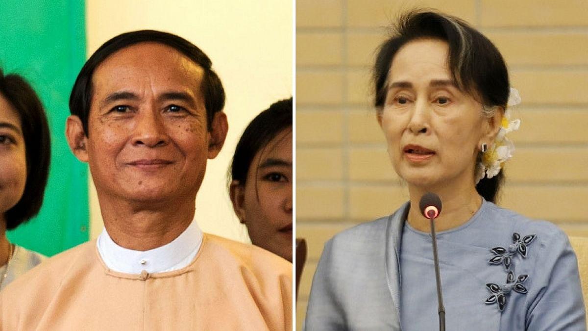 Win Myint – The Suu Kyi Loyalist Tipped to Be Myanmar's Next Prez