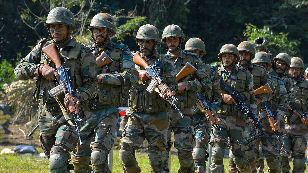 Chinese Troops  Entered India Thrice Last Month: Reports