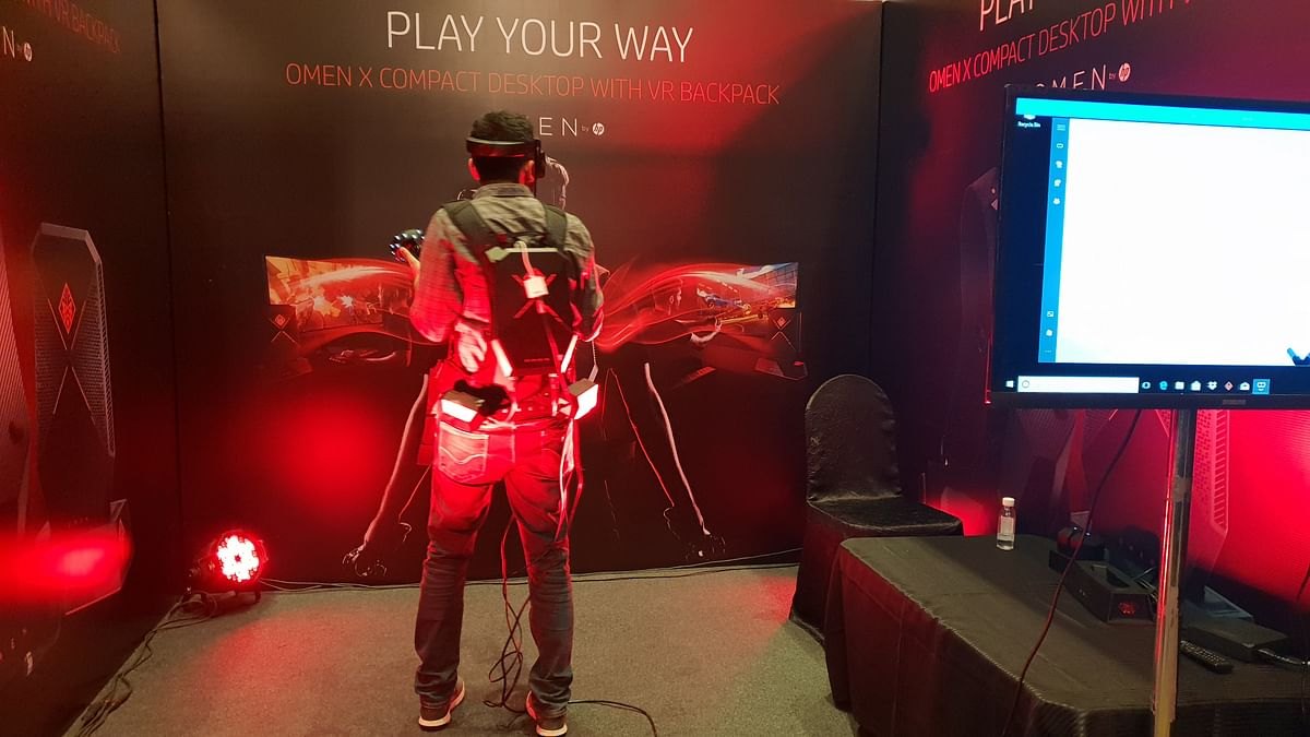 You can move around while gaming without any fear of tangled wires.