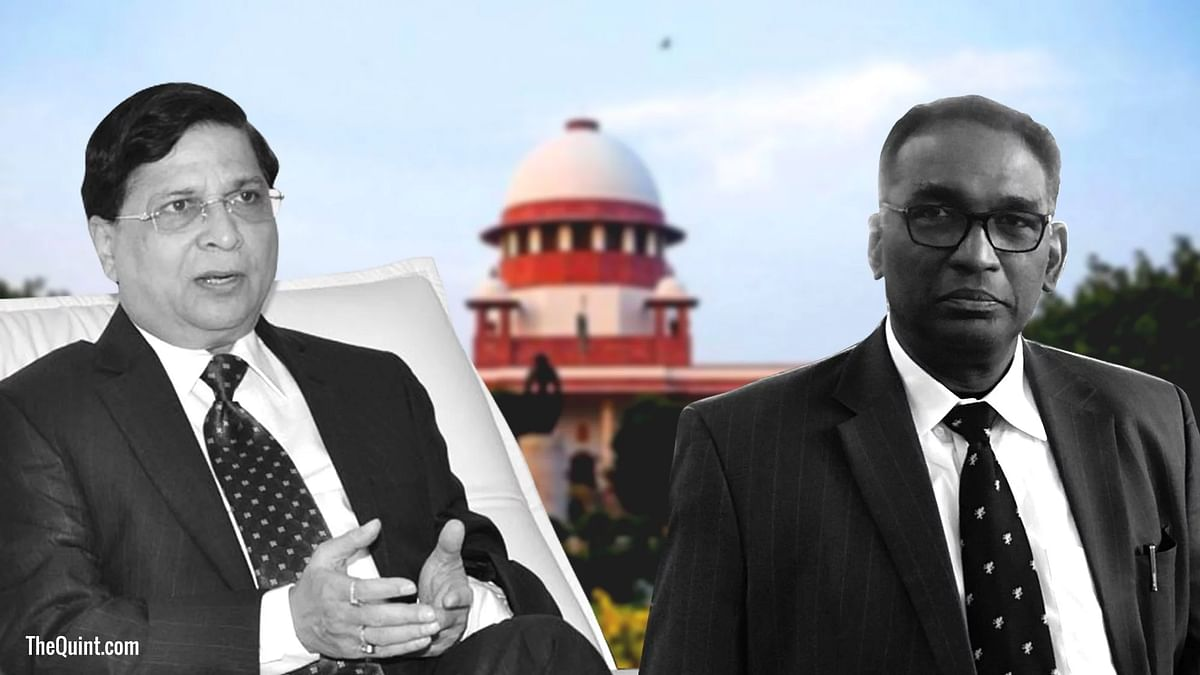 Justice Chelameswar Accuses HC Judge of Doing Centre's Bidding?