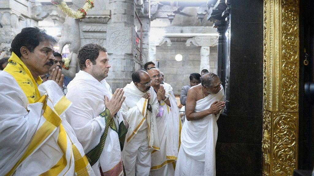 """JDS is """"B team"""" of BJP: Rahul Gandhi in Karnataka"""