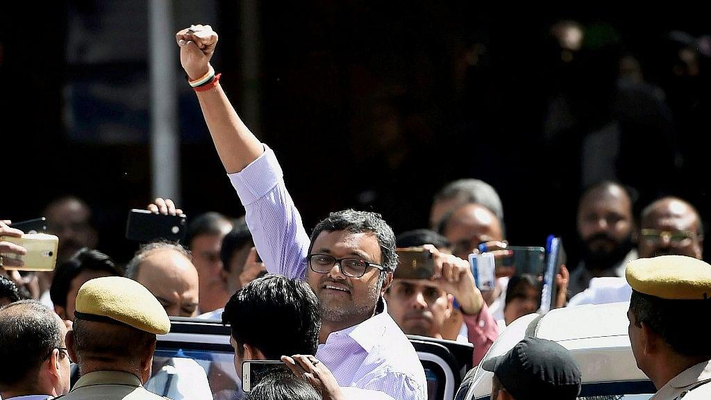 INX Media Case: Karti Chidambaram Granted Bail by Delhi HC