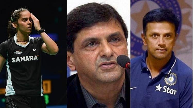 Saina Nehwal, Rahul Dravid and Prakash Padukone  among the victims of the Ponzi scam.