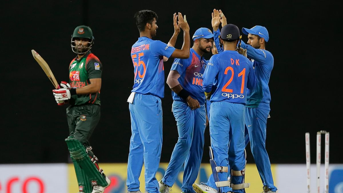 India have defeated Bangladesh both times in the league matches.