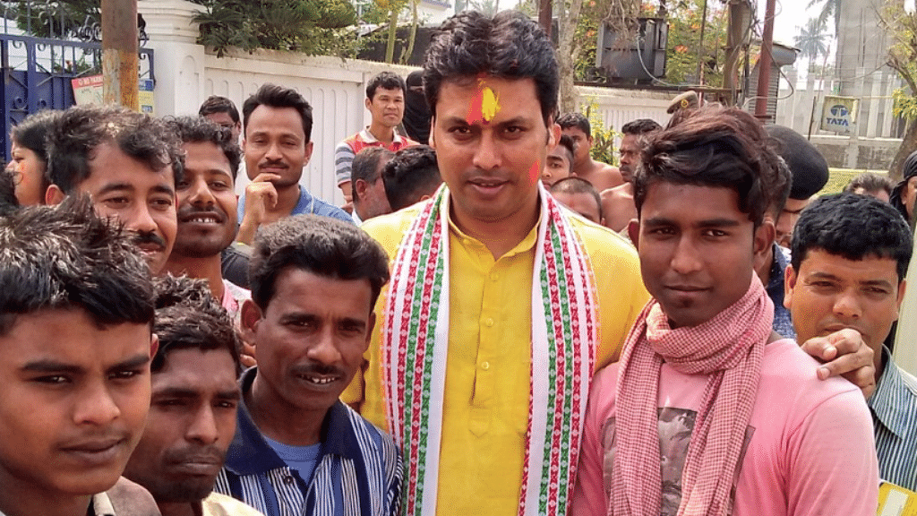 Mamata Didi Should Get Her Brain Examined: Tripura CM Biplab Deb