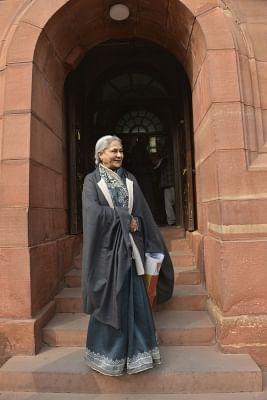 New Delhi: Samajwadi Party MP Jaya Bachchan. (Photo: IANS)