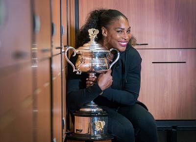 Serena Williams. (File Photo: Xinhua/Tennis Australia/IANS)
