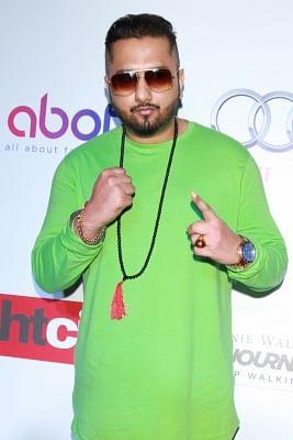 Singer Yo Yo Honey Singh. (File Photo: Amlan Paliwal/IANS)