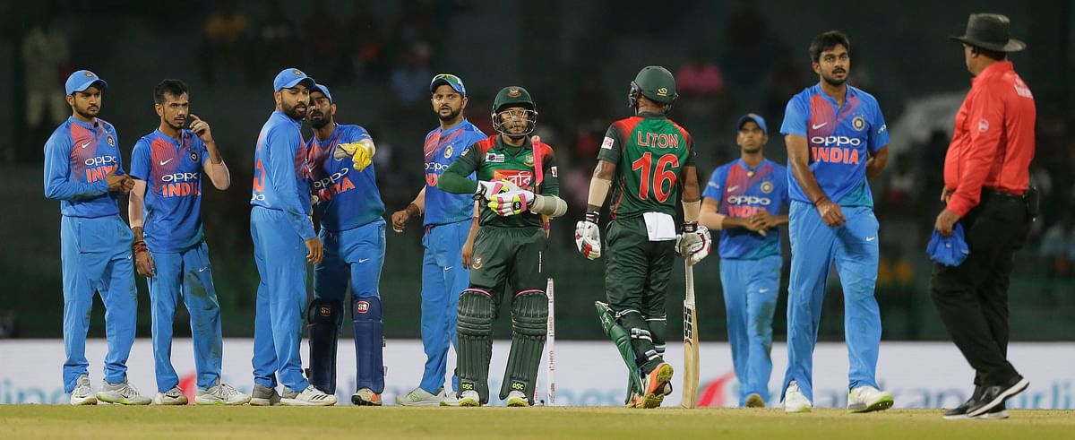 Unlike India's rivalry with Pakistan and Australia, there isn't any significant cricketing history attached to India-Bangladesh matches.