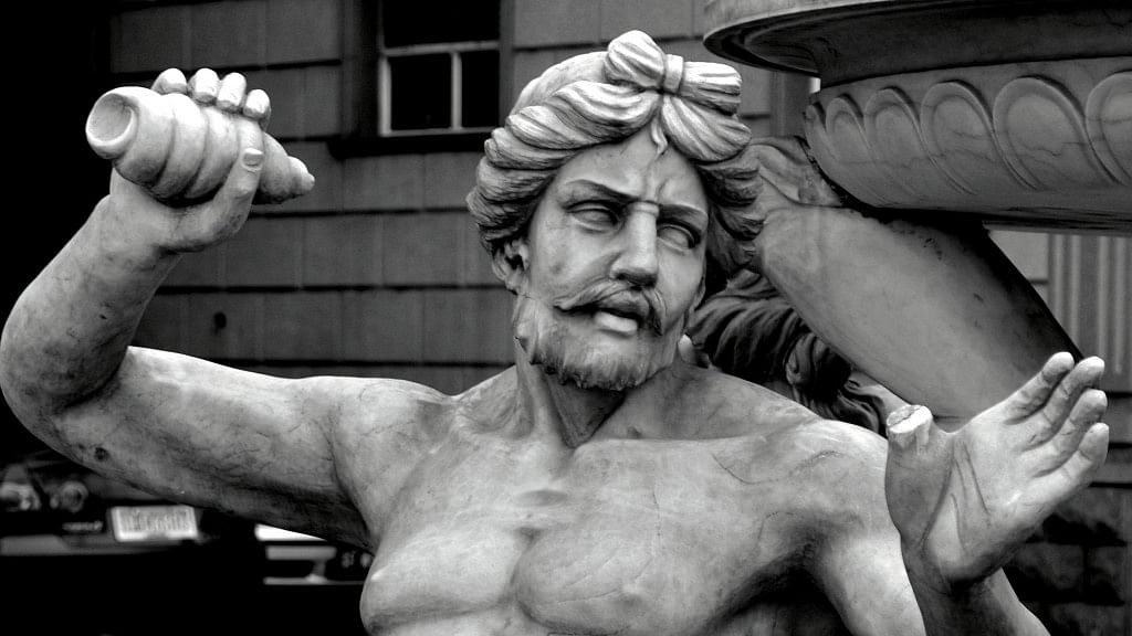 A Greek statue. Image used for representational purposes.