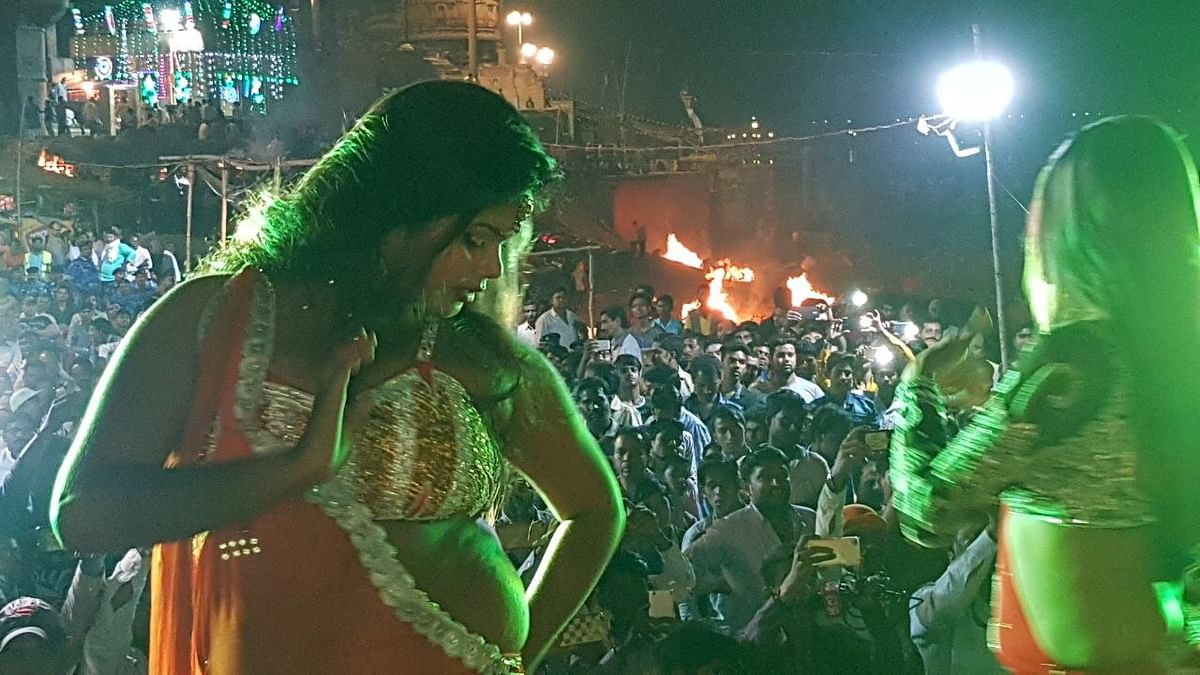 Why Sex Workers Dance Amidst Funeral Pyres at This Ghat in Banaras