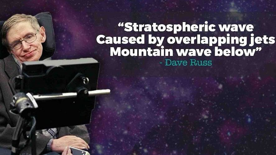 When Stephen Hawking invited Haikus inspired by science!