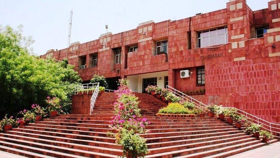 100 Percent Hike in JNU Mess Fee Leaves Students Red-Faced
