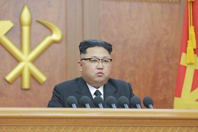 North Korea's Kim Jong-un meets South Korean envoys