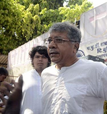 Grandson of Dr. BR Ambedkar, Prakash Ambedkar. (File Photo: IANS)