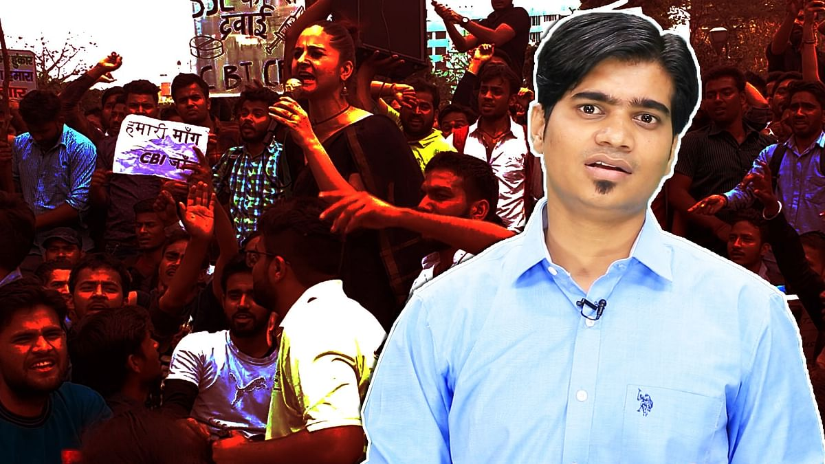 SSC Row: Is It a Sin to Dream of Government Jobs & a Clean System?