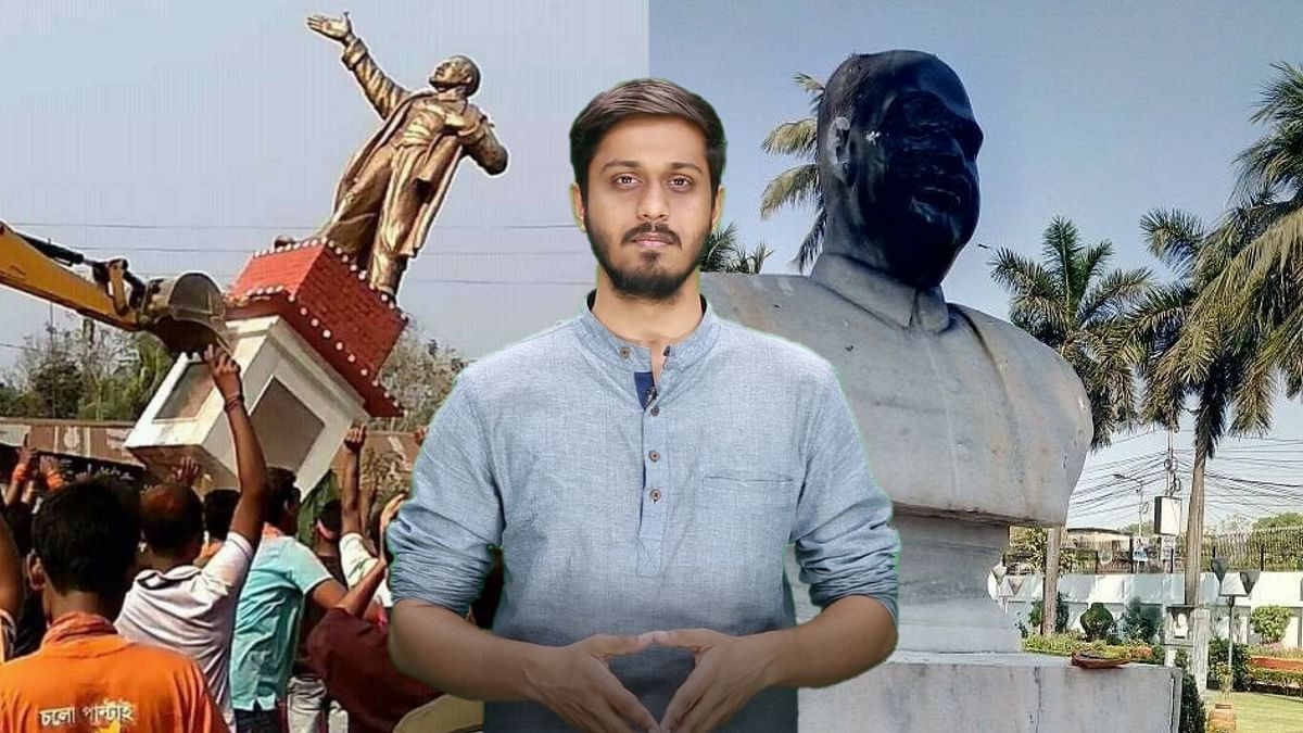 Scientists Find That Breaking Statues Doesn't Really Help India