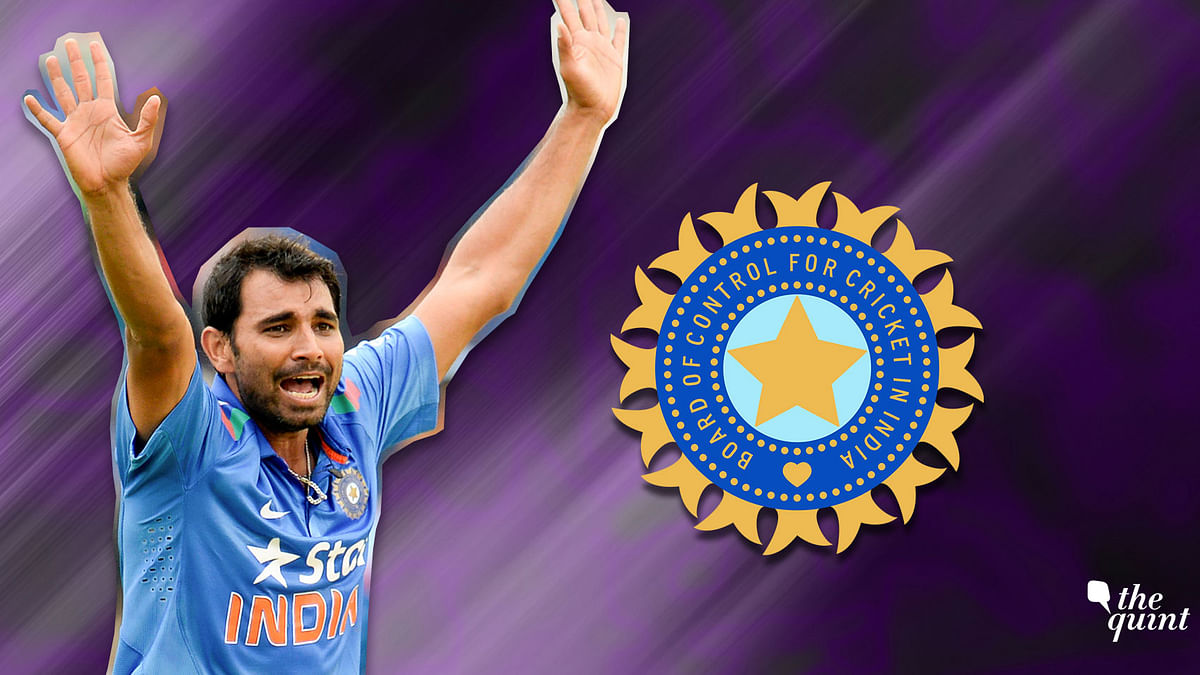 What's Up BCCI? No Complaint, But Still No New Contract for Shami?