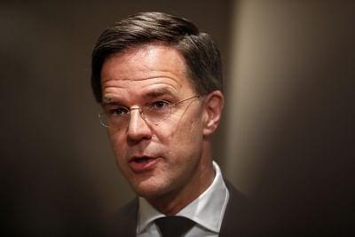 Netherlands Prime Minister Mark Rutte. (Xinhua/Li Muzi/IANS)