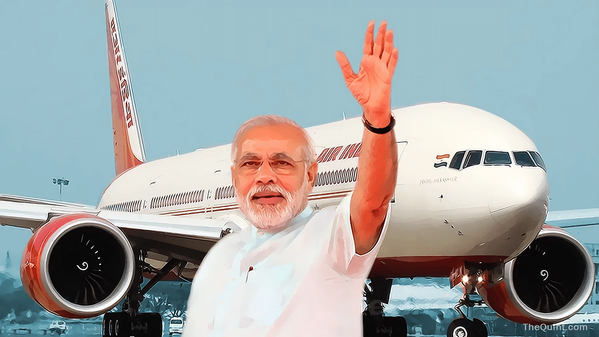PM Modi Visited 58 Nations Since 2015 at Expenditure of Rs 517 Cr