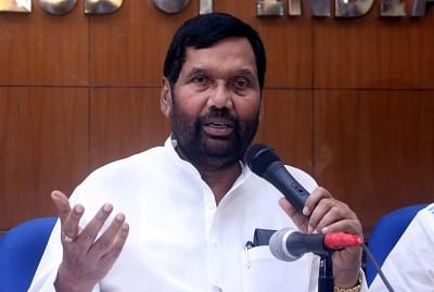 Union Food Minister Ram Vilas Paswan. (File Photo)